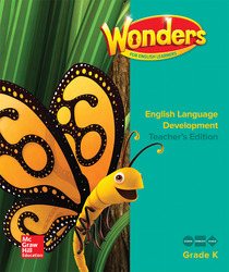 Wonders for English Learners GK Teacher's Edition