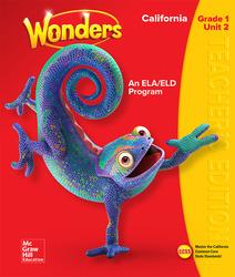 CA Teacher's Edition Grade 1 Vol. 2