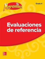 Lectura Maravillas | Benchmark Assessment Grade 4
