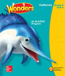 CA Teacher's Edition Grade 2 Vol. 1