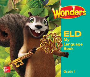 Wonders for English Learners G1 My Language Book