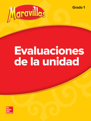Lectura Maravillas | Unit Assessment Grade 1