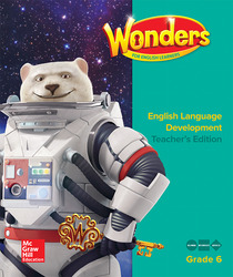 Wonders for English Learners G6 Teacher's Edition