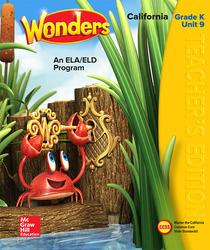 CA Teacher's Edition Grade K Vol. 9