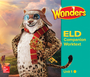 Wonders for English Learners G4 U1 Companion Worktext Beginning