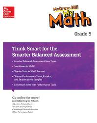 MH MY Math SBACC Assessment 5