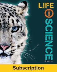MS iScience, Life: eTeacher Edition, 1-year subscription