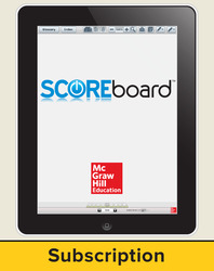 AP Environmental Science SCOREboard™ V2, Single User (individual Purchase)1 Year Subscription