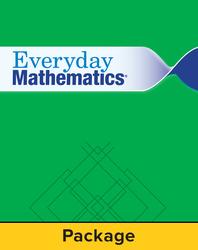 Everyday Mathematics 4, Grade K, Comprehensive Student Material Set, 1 Year