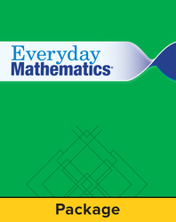Everyday Mathematics 4, Grade K, Comprehensive Student Material Set, 1 Year