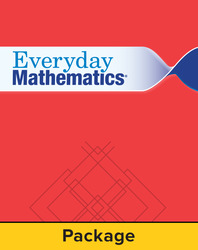 Everyday Mathematics 4, Grade 1, Essential Student Material Set, 1 Year