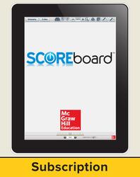 AP English Language SCOREboard V2, 6 year subscription (school)
