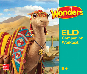 Wonders for English Learners G3 Companion Worktext Intermediate/Advanced