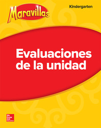 Lectura Maravillas | Unit Assessment Grade K