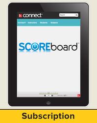 AP Psychology SCOREboard (v2), 1-year subscription (school)