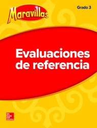 Lectura Maravillas | Benchmark Assessment Grade 3