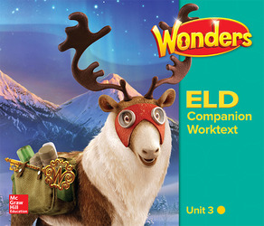 Wonders for English Learners G5 U3 Companion Worktext Beginning