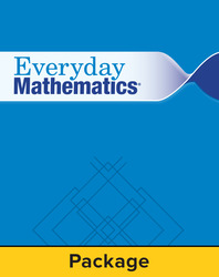 Everyday Mathematics 4, Grade 2, Comprehensive Student Material Set, 1 Year