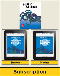 Spotlight on Music, Grade 6 Hybrid Bundle, 6 Year