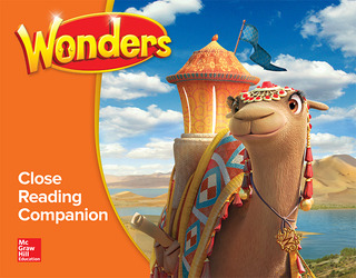 Wonders Close Reading Companion, Grade 3