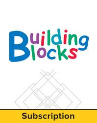 Building Blocks Single Teacher, 6-year subscription
