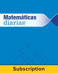 Everyday Math Spanish Digital Student Learning Center, 1 Year Subscription, Grade 2