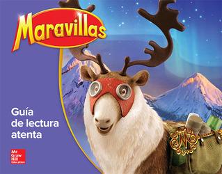 Maravillas Close Reading Companion, Grade 5