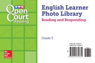 Open Court Reading EL Photo Library Reading and Responding Card Set Grade 3