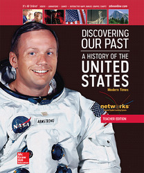 Discovering Our Past: A History of the United States - Modern Times, Teacher Edition (print only)