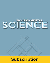 Enger Environmental Science 13e, AP Advantage Bundle (SE with ONboard, Connect Plus and SCOREboard v2), 1-year subscription