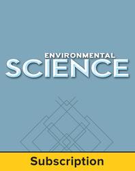 Enger Environmental Science 13e, AP Advantage Digital Bundle (ONboard, Connect Plus and SCOREboard v2), 6-year subscription
