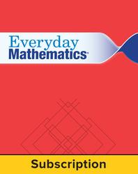 EM4 Online Teacher Edition 6 Year Subscription, Grade 1