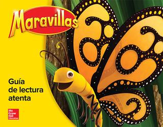Maravillas Close Reading Companion, Kindergarten