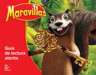 Maravillas Close Reading Companion, Grade 1