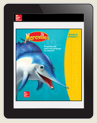 Maravillas Teacher Workspace (6-Year Subscription), Grade 2
