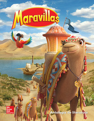 Maravillas Literature Anthology, Grade 3
