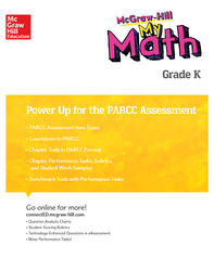 MH My Math, Grade K, Power Up for PARCC Assessment