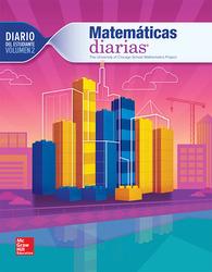 Everyday Mathematics 4th Edition, Grade 4, Spanish Math Journal, vol 2