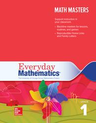 Everyday Mathematics 4, Grade 1, Math Masters