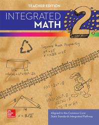 Integrated Math, Course 2, Teacher Edition