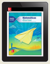 Everyday Math Spanish Digital Student Learning Center, 1 Year Subscription, Grade 5
