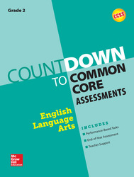 Countdown to Common Core Assessments Grade 2: ELA