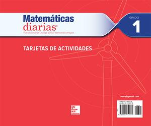 Everyday Mathematics 4th Edition, Grade 1, Spanish Activity Cards