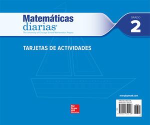 Everyday Mathematics 4th Edition, Grade 2, Spanish Activity Cards