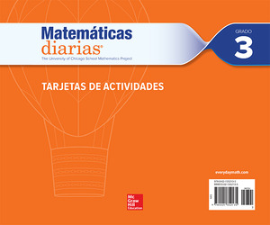 Everyday Mathematics 4th Edition, Grade 3, Spanish Activity Cards