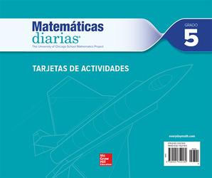 Everyday Mathematics 4th Edition, Grade 5, Spanish Activity Cards