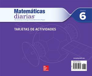 Everyday Mathematics 4th Edition, Grade 6, Spanish Activity Cards