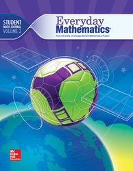 Everyday Mathematics 4, Grade 6, Student Math Journal 2