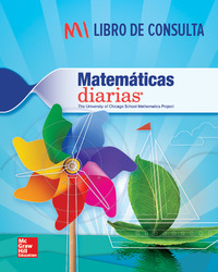 Everyday Mathematics 4th Edition, Grades 1-2, Spanish My Reference Book