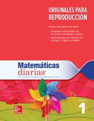 Everyday Mathematics 4th Edition, Grade 1, Spanish Math Masters